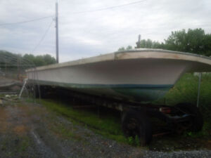 BARGE 42' X 12'