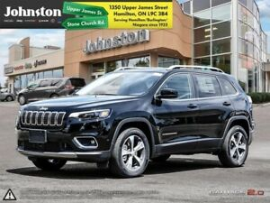 2019 Jeep Cherokee Limited 4x4  - Navigation -  Uconnect - $124.