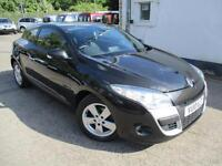 2010 RENAULT MEGANE DYNAMIQUE TOMTOM DCI COUPE COUPE DIESEL