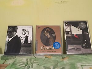 Criterions 4 Sale
