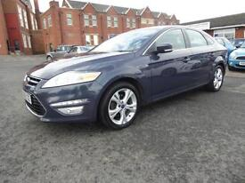 2012 Ford Mondeo 1.6 TDCi ECO Titanium 5dr (start/stop)