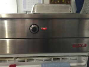 MKE B53M S S Hot Food Warmer. Pots or Steam pan use.