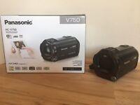 Panasonic HC-V750EB-K Full HD Camcorder