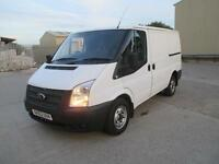 2013 Ford Transit 2.2TDCi 100PS EU5 280M Entity Low Roof 280 MWB 1 owner sld pas