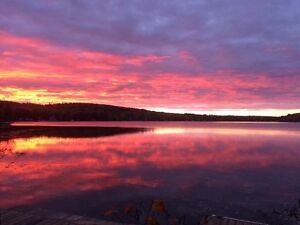 CHALET BORD LAC CONNELLY 45 mins MTL (Abordable)