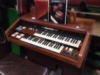 Hammond organ 1985