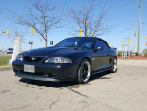 1994 MUSTANG SUPERCHARGED