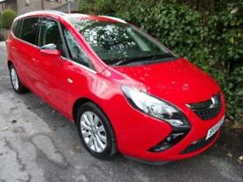 Vauxhall/Opel Zafira Tourer 2.0CDTi 16v ( 130ps ) Tech Line 2014 PRESTON