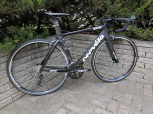 2016 Cervelo S5 Super Aero Road bike. 54cm