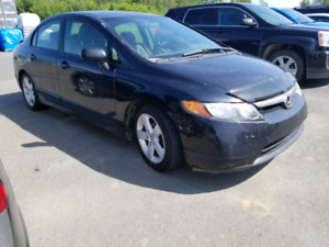 2007 CIVIC SELL OR TRADE!!!