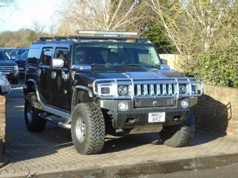 2003 Hummer H2 6.0 V8 ( LPG Converted )
