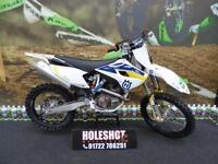 Husqvarna FC 450 Motocross Bike Very clean example