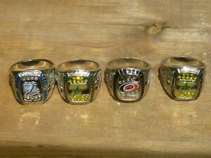 4 MOLSON CANADIAN STANLEY CUP RINGS Peterborough Peterborough Area image 1