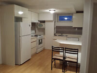 Room in a 3-bed bsmt suite in NW from Aug 1 or 16, short term ok