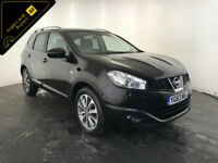 2013 63 NISSAN QASHQAI TEKNA IS PLUS 2 DCI 4WD 7 SEATER SERVICE HISTORY FINANCE