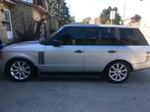 2006 Range Rover Supercharge