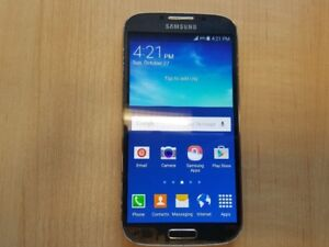 Samsung Galaxy S4 for Bell and Virgin Mobile - 16Gb