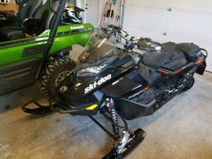 2017 skidoo 850 with warranty