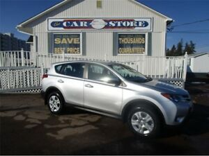 2015 Toyota RAV4 LE AWD BLUETOOTH MP3/USB AUTOMATIC AIR CRUISE!!