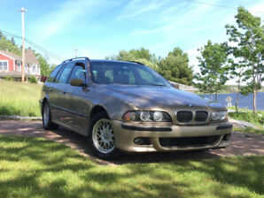 ONLY ONE AROUND.... 1999 BMW 528 it Wagon