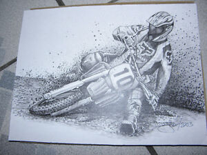 Allen Moir- Dirt Bike racer