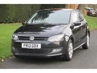 Volkswagen Polo 1.2 ( 60ps ) 2013.5MY Match Edition MANUAL/54000 MILES