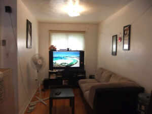 5 1/2 for rent in Ville Emard