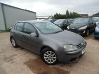 VW GOLF 1.6 FSI 5 DOOR HATCHBACK 12 MONTHS MOT