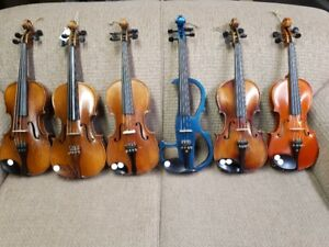 Violins  /  Fiddles for Sale.