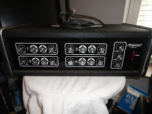 1970 Traynor YVM-4 Bass Powered Mixer (4-Channel)