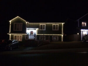 Christmas lights hanging service St. John's Newfoundland image 3