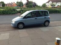 Fiat multi jet six seater in excellent condition diesel PX1