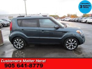 2013 Kia Soul 4u  ROOF CAMERA PREMIUM AUDIO 18 ALLOYS
