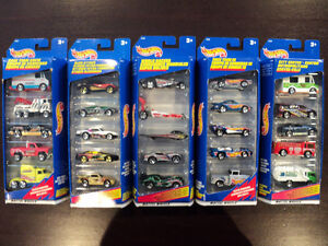 Hot Wheel 5 packs *NEW IN BOX*