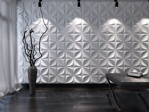 3D WALL PANEL TO CREATE SUCCESSFUL DESIGN