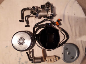 Harley fuel injection system