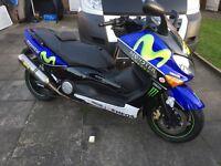 Yamaha TMAX 500 **only 2200 miles**