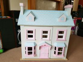 Wooden Dolls' House