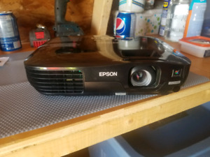 Projector and screen $250