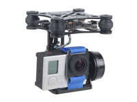 2-Axis RC Camera Gimbal for GoPro