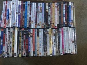 Collection de 600 DVD