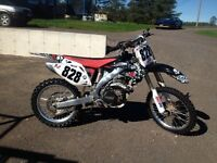 2006 CRF 450 for sale