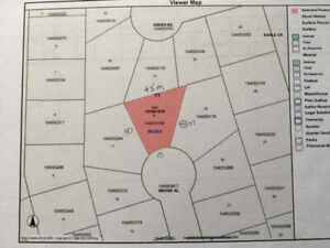 Candle Lake golf course lot for sale