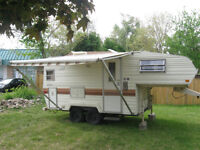 5th Wheel Trailer