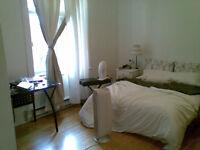 Room to rent/Chambre à louer Juillet/July
