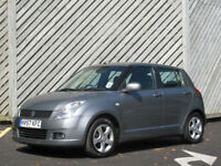 2007/57 SUZUKI SWIFT VVT-S 1.5 GLX 5DR HATCH - ONLY ONE OWNER - 46000 MILES !!