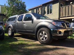 2009 Nissan Frontier SE Crewcab