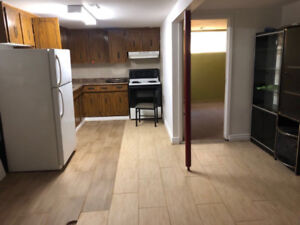 Basement on rent