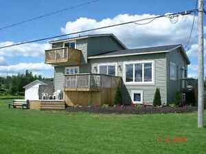 Price reduced!! Waterfront income property Cocagne Shediac area