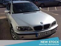 2003 BMW 3 SERIES 2.0 320d SE Touring 5dr